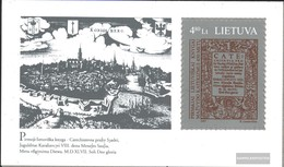 Litauen Block 9 (completa Edizione) MNH 1997 Catechismo - Lithuania