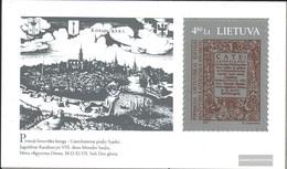 Litauen Block 9 (completa Edizione) MNH 1997 Catechismo - Litauen