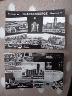 19 Kaarten Van BLANKENBERGE -> Onbeschreven - Blankenberge