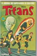 Rare Revue Titans Guerre Des étoiles Star Wars N° 59 - Titans