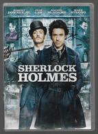 DVD Sherlock Holmes - Policiers