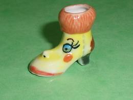 Fèves / Autres / Divers : Chaussure , Botte Humoristique  T27 - Autres