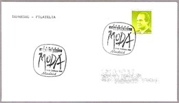 SEMANA INTERNACIONAL DE LA MODA - International Fashion Week. Madrid 1990 - Textiles