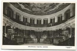 W651 Oxford - Sheldonian Theatre / Non Viaggiata - Oxford
