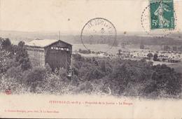 ITTEVILLE  -  PROPRIETAIRE DE LA JUSTICE  -  LE HANGAR - France