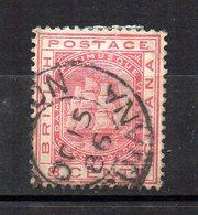 Guyane Britanique Guyana N° 37 Oblitéré Used Cote 6,00 Euros - Guyane (1966-...)