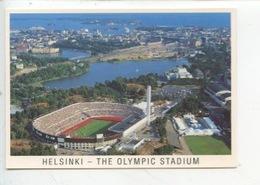 Helsinki - The Olympic Stadium Olympiastadion Stade - Duomi Finland - Stades