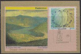 ITALIA 2001 Nº HB-32 USADO - 1946-.. République