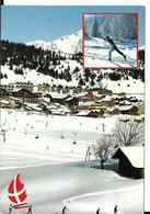 JEUX OLYMPIQUES HIVER - OLYMPICS WINTER GAMES ALBERTVILLE 1992 - LES SAISIES - SKI NORDIQUE BIATHLON - NORDIC SKIING - Jeux Olympiques