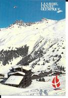 JEUX OLYMPIQUES HIVER - OLYMPICS WINTER GAMES ALBERTVILLE 1992 - MERIBEL - Jeux Olympiques