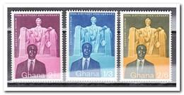 Ghana 1959, Postfris MNH, 150th Birthday Of Abraham Lincoln - Ghana (1957-...)