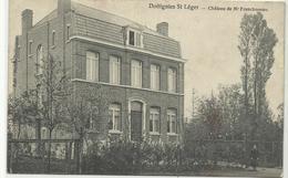 Dottignies St Léger Chateau De Mr Franchomme (10601) - Moeskroen