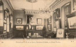 D33  BORDEAUX  ST GENIES Pensionnat J.B De La Salle - Grand Parloir - Bordeaux