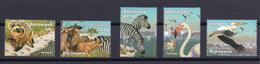 2002 - BOTSWANA - Catg.. MI. 1005/1007 - NH - (UP.207.13) - Botswana (1966-...)