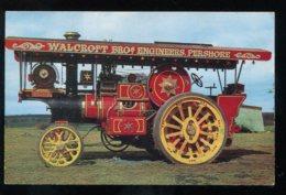CPSM Non écrite Agriculture Tracteur Garret 1919 - Tracteurs