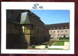 CPM 76 EU L'Hôtel Dieu - Eu