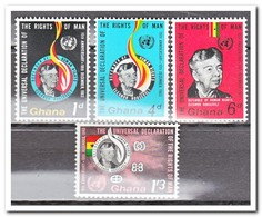 Ghana 1963, Postfris MNH, 15th Anniversary Of The Universal Declaration Of Human Rights - Ghana (1957-...)