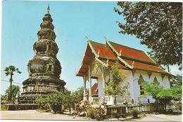 W667 Thailand - Wat Koo Taw In The Midst Of Chiengmai / Viaggiata - Tailandia