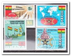 Ghana 1967, Postfris MNH, International Trade Fair, Accra - Ghana (1957-...)