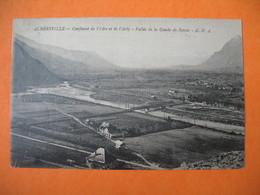 CPA   Alberville - Confluant De L'Isère Et De L'Arly - Vallèe De La Combe De Savoie - Albertville