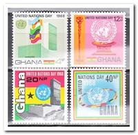 Ghana 1969, Postfris MNH, United Nations Day - Ghana (1957-...)