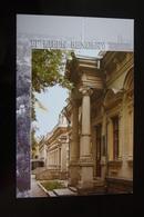 Moldova / Transnistria (PRIDNESTROVIE). Bendery City Museum  -  Modern Postcard - Moldavie
