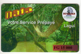 GUINEE PREPAYEE SOTELGUI - Guinée