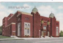 Illinois Peoria Shrine Mosque Mohammed Temple - Peoria