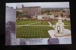 Moldova / Transnistria (PRIDNESTROVIE). Bendery . Military Cemetery    -  Modern Postcard - Moldavie