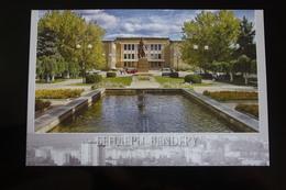 Moldova / Transnistria (PRIDNESTROVIE). Bendery . Palace Of Culture  -  Modern Postcard - Moldavie