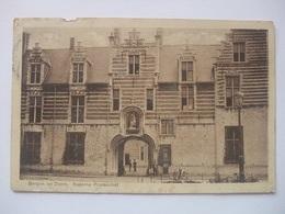 M64 Ansichtkaart Bergen Op Zoom - Kazerne Prinsenhof - 1933 - Bergen Op Zoom