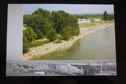 Moldova / Transnistria (PRIDNESTROVIE). Bendery . City Beach  -  Modern Postcard - Moldavie