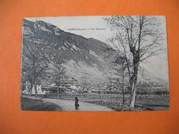 CPA  Arbin - Vue Générale  1907 - Autres Communes