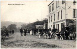 61 Retour De Chasse Au GATEY - Francia