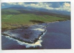 Ile De La Réunion : Agrandissement De L'ile Après La Coulée Du Piton De La Fournaise (volcan) N°86626 - Autres