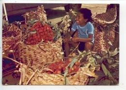 Ile De La Réunion : Marchand De Fruits - Autres