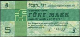 GERMANY DEMOCRATIC REPUBLIC - 5 Mark 1979 UNC P. FX3 {DDR Rosenbg: 369a} - 5 Mark