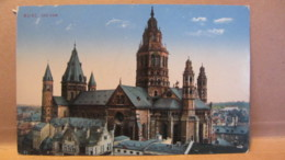 AK 4 Ansichtskarten Von Mainz Um 1930 - Mainz