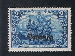 1920 Danzig Freim. Mi:DA 11, Sn:DA 11, Yt:DA 11, AFA:DA 11, Pol:DA 11 Postfrisch Xx - Deutschland