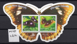 2005 - PITCAIRN - Catg.. MI. 678/679 - NH - (UP.207.14) - Francobolli