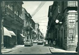 CARTOLINA - SICILIA CV2228 VITTORIA (Ragusa RG) Via Cavour, FG, Viaggiata 1967 Per Mantova, Buone Condizioni - Ragusa