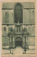 W671 Luxembourg - Le Portail De La Cathedrale / Non Viaggiata - Lussemburgo - Città