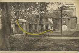 'S Gravenwezel :  Hotel 's Gravenhof  (  Geschreven 1933 Met Zegel ) - Zonder Classificatie