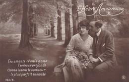 L'Heure Amoureuse, Les Amants Réunis Dans L'ivresse Profonde (pk54428) - Saint-Valentin