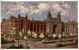 Budapest - Börse (7014/7) * 2. 11. 1914 - Hongrie