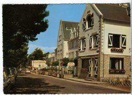 29 Benodet Avenue De La Plage Hotel Keryomel Bar Des Embruns Annees 1950 1960 Editions Jean A Audierne - Autres Communes