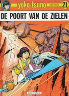 Yoko Tsuno Nr. 21 - De Poort Van De Zielen - Roger Leloup (1996) - EERSTE DRUK - Yoko Tsuno