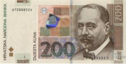 Croatie 200 Kuna (P42) 2012 -UNC- - Croatie