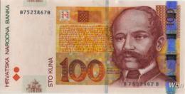 Croatie 100 Kuna (P41) 2012 -UNC- - Croatia