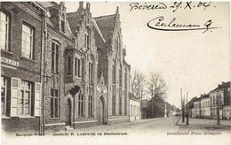 BEVEREN-WAES - Gesticht H. Lodewijk En Statiestraat - Beveren-Waas
